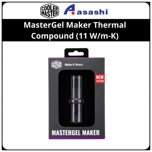 COOLER MASTER (New Edition) MasterGel Maker Thermal Compound